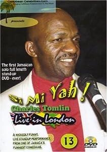 TOMLIN, CHARLES - SI MI YAH: LIVE IN LONDON