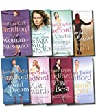 Barbara Taylor Bradford Barbara Taylor Bradford 8 Books Set Pack Collection RRP: £ 58.92 (Emma's Secret, The Triumph of Katie Byrne, To be the Best, Just Rewards, A Woman of Substance, Unexpected Blessings, Hold the Dream,Being Elizabeth) (Barbara Taylo