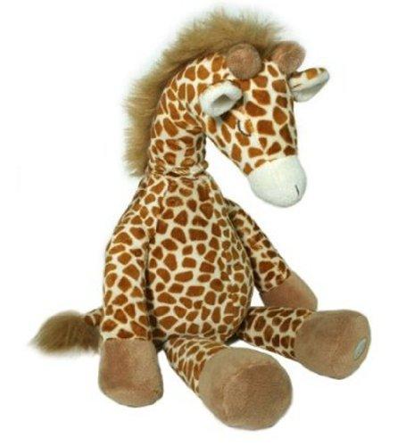 Cloud B Gentle Giraffe Gift Set: Gentle Giraffe with On the Go For Travel (Giraffe)