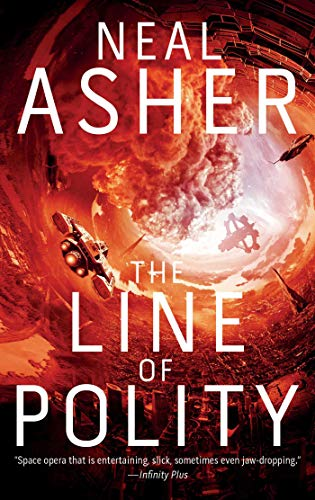 The Line of Polity The Second Agent Cormac Novel [Asher, Neal] (De Bolsillo)