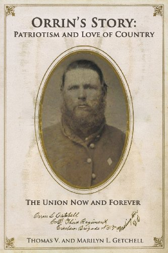 Orrin's Story: Patriotism and Love of Country. The Union Now and Forever