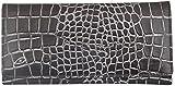 Pinwheel Wallet (Black)