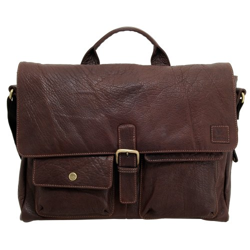 Detour Taber Messenger Bag with Front Pockets