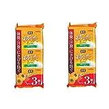 柿渋石鹸 100g×6個セット(3個入り×2袋) 柿渋エキス カキタンニン・保湿剤配合