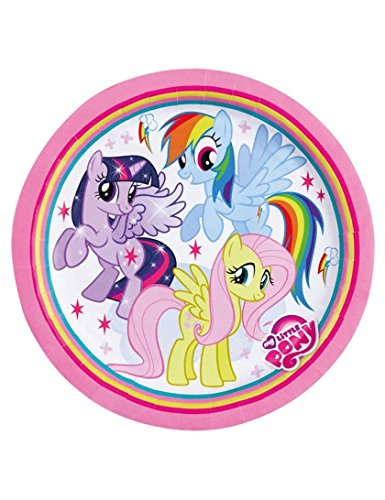 amscan-international-23-cm-8-my-little-pony-paper-plates