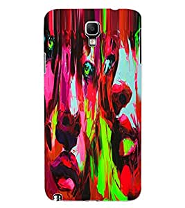ColourCraft Beautiful Painting Design Back Case Cover for SAMSUNG GALAXY NOTE 3 NEO DUOS N7502