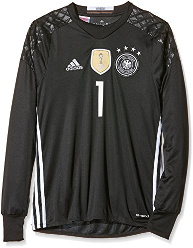 adidas Kinder Trikot DFB Goalkeeper Jersey Youth Neuer ...
