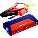 EPAuto 600A Peak 13000mAh Portable Car Jump Starter Battery Booster with USB Power Bank and Emergency Flashlight