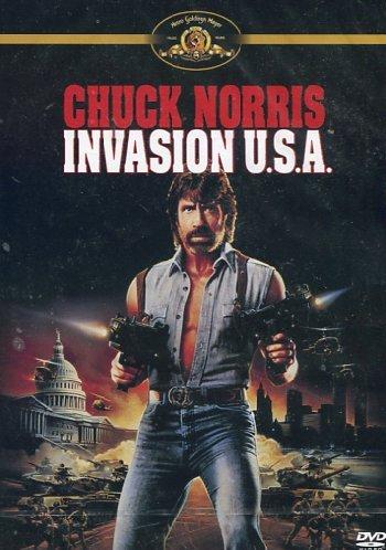 Invasion U.S.A. [Italia] [DVD]