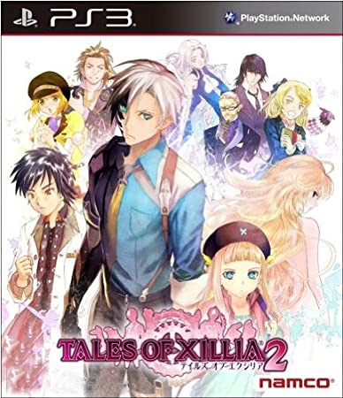 Tales of Xillia 2 (Japanese Language) [Asia Pacific Edition] for PlayStation 3 PS3