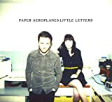 Little Letters Paper Aeroplanes