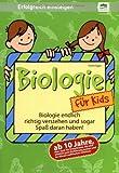 Biologie für Kids - ab 10 Jahre