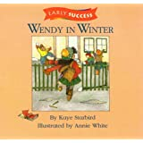 TEN BOOK PACK - 5 Copies Each of 'Wendy in Winter' and 'Carlos' - Houghton Mifflin, Invitations to Literacy, Early Success Books