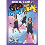 Richard Simmons: Blast & Tone (DVD)By Ernest Schultz        Buy new: $18.9931 used and new from $3.86    Customer Rating: