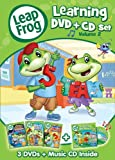 LeapFrog: LearningSet, Volume Two (Three-Disc DVD + CD)