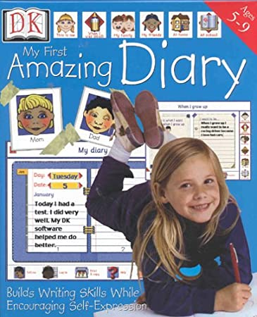 My First Amazing Diary