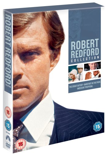 Robert Redford Collection (Great Gatsby, Indecent Proposal, Barefoot In The Park) [Import anglais]