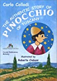 The Authentic Story of Pinocchio of Tuscany (0961082070) by Collodi, Carlo