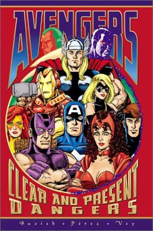 Avengers: Clear & Present Dangers (Marvel Comics Presents 9 compare prices)