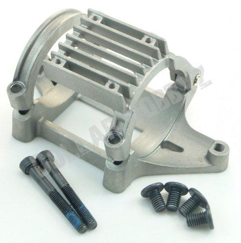Hpi Vorza Flux Hp * Motor Mount Set * & Screws #103661 Brushless Tork