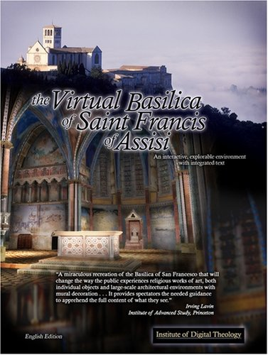 Virtual Basilica of Saint Francis of Assisi (CD-ROM)