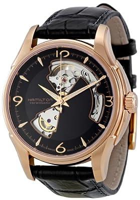Hamilton Men's H32575735 Jazzmaster Open Heart Automatic Watch from Hamilton