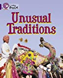 Unusual Traditions: Band 08/Purple (Collins Big Cat) (0007186142) by McIlwain, John
