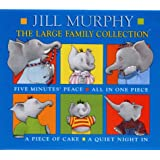 "The Large Family Collection: ""Five Minutes' Peace"", ""All in One Piece"", ""A Piece of Cake"", ""A Quiet Night in"""