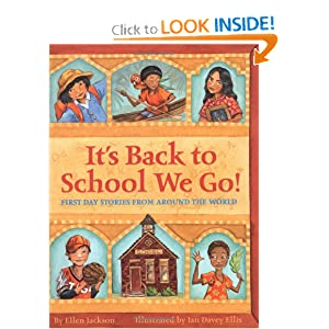 It'S Back To School We Go!