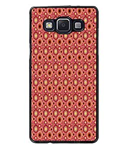 PrintDhaba Pattern D-5900 Back Case Cover for SAMSUNG GALAXY E5 (Multi-Coloured)
