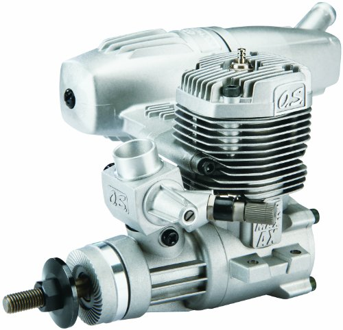 O.S. Engine 46AX II ABL Engine with E-3071 Muffler (Aircraft Engine compare prices)
