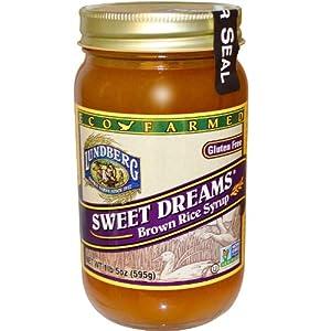 Lundberg Farms Rice Syrup Premium 21 oz. (Pack of 12)