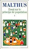 Image de Essai sur le principe de population : Tome 1
