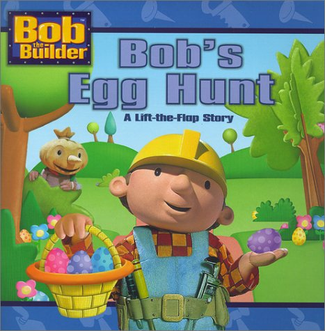Bob's Egg Hunt (Bob the Builder), AUERBACH, ANNIE