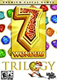 7 Wonders Trilogy: 1 + 2 + 3 - Ancient World + II + Treasures of the Seven
