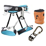 Black Diamond Women's Primrose SA 2011 Climbing Harness Package
