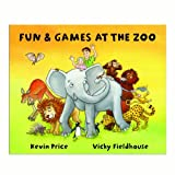 Fun & Games at the Zoo Book