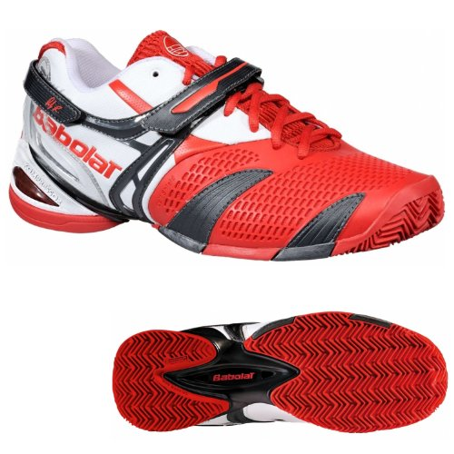 BABOLAT &quot;Propulse 3 Clay&quot; Herren Tennisschuhe (30S1194) Gr. 9,5 UK