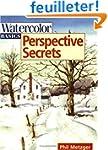 Watercolor Basics: Perspective Secrets