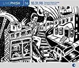 Live Phish Vol. 16: 10/31/98, Thomas & Mack Center, Las Vegas, Nevada