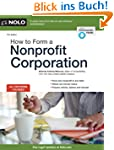 How to Form a Nonprofit Corporation (...