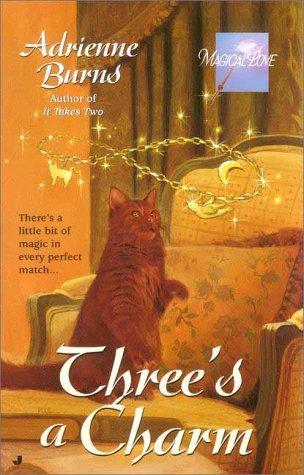 Three's a Charm (Magical Love), Adrienne Burns
