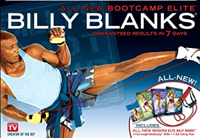 Billy Blanks - All New Tae Bo Boot Camp Elite