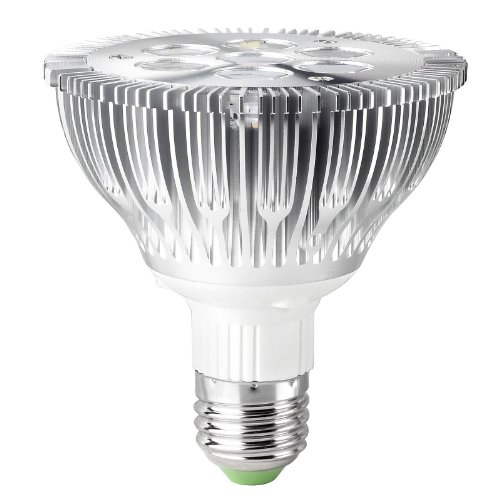 Xpeoo® Par30 16W 70W Equivalent. Par38 26W 100W Equivalent, E26 E27 Standard Screw Base, Warm White Or Day White, Led Spot Flood Light Bulb Lighting Dimmable Or Non-Dimmable 60°Degrees (Par30 16W Non-Dimmable Cool White)