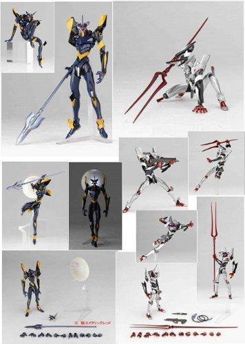 REVOLTECH - Evangelion Evolution [Unit-04 & Mark.06] Premium Set