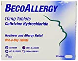 Beconase 10mg BecoAllergy Tablets - Pack of 30 Tablets
