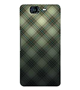 Fuson 3D Printed Pattern Design Designer Back Case Cover for Micromax Canvas Knight A350 - D933