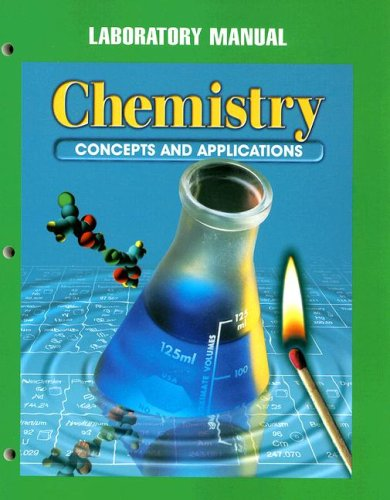 Chemistry Laboratory Manual: Concepts and Applications