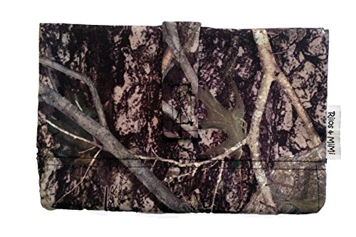 True Timber Camouflage Diaper Clutch - 1