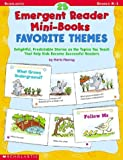 25 Thematic Mini Books For Emergent Readers (0439104351) by Fleming, Maria
